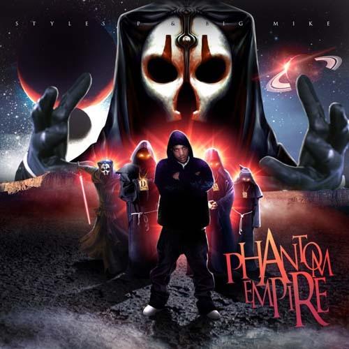 Styles P - Phantom Empire Cover Art