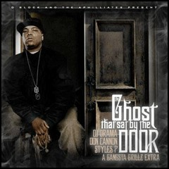 Styles P - The Ghost That Sat By The Door Cover Art