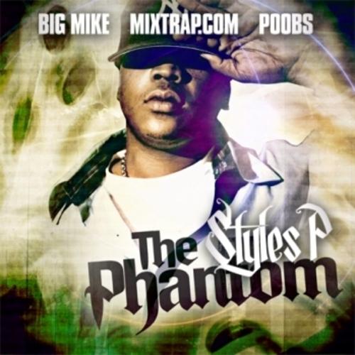 Styles P - The Phantom Cover Art