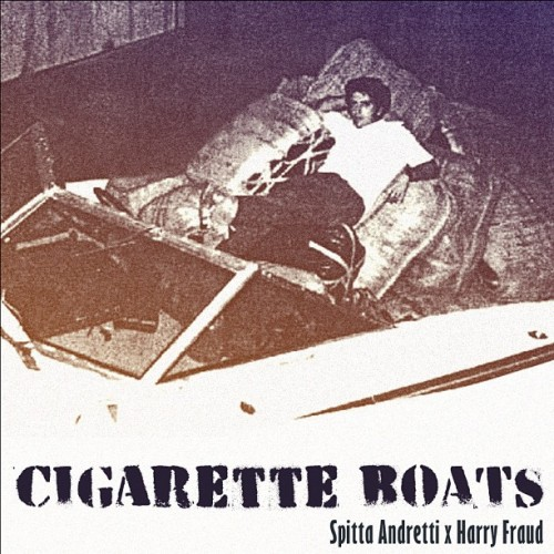 Curren$y & Harry Fraud - Cigarette Boats Cover Art