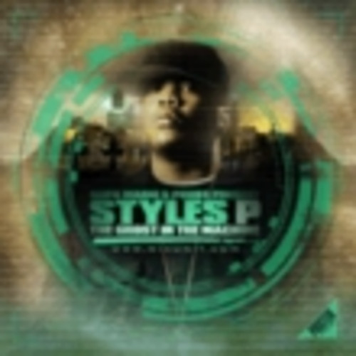 Styles P - The Ghost in the Machine Cover Art