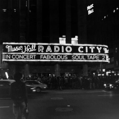 Fabolous - The Soul Tape 2 Cover Art
