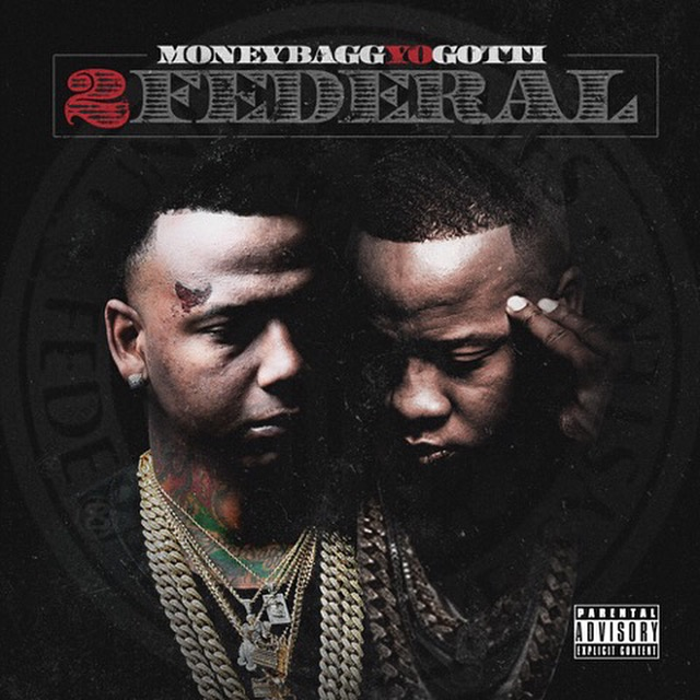 Moneybagg Yo & Yo Gotti - 2Federal Cover Art