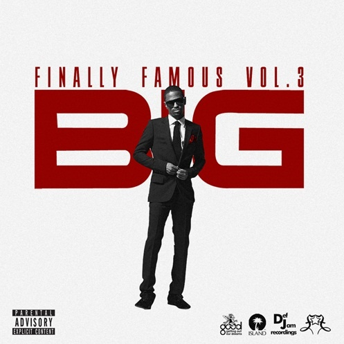 Big Sean - Finally Famous 3 Cover Art