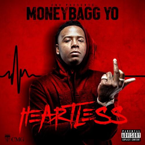 Moneybagg Yo - Heartless Cover Art