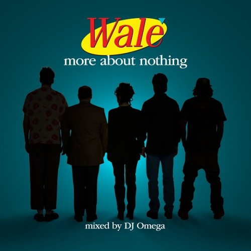 Wale - More About Nothing Cover Art