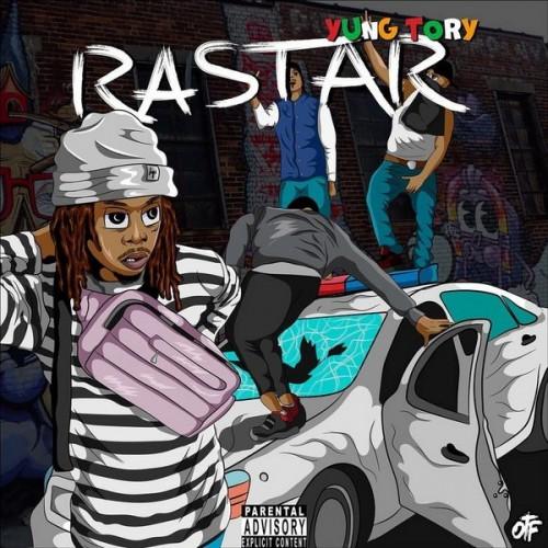 Yung Tory - Rastar Cover Art