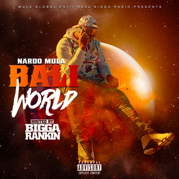 Nardo Mula - Bali World Cover Art
