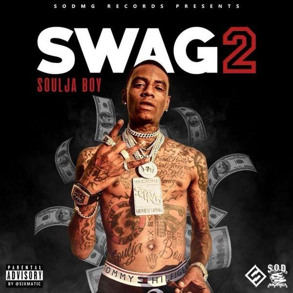 Soulja Boy - Swag 2 Cover Art