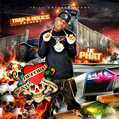 Lil Phat - Death Before Dishonor Cover Art