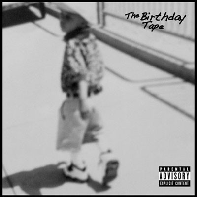 Rockie Fresh - The Birthday Tape Cover Art