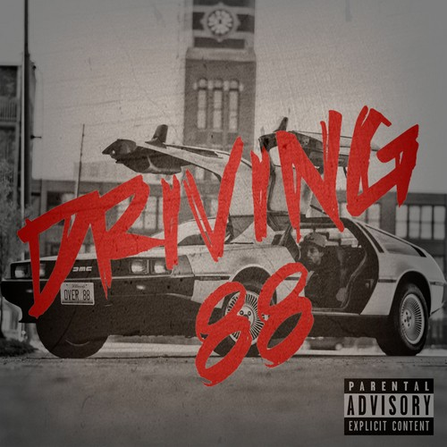 Rockie Fresh - Driving 88 Cover Art