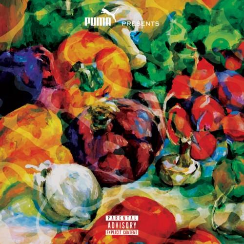 Rockie Fresh & Casey Veggies - Fresh Veggies Cover Art