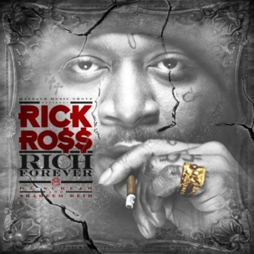 Rick Ross - Rich Forever Cover Art
