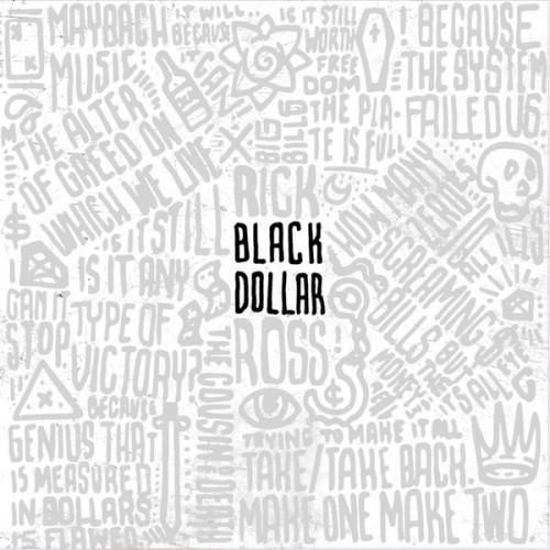 Rick Ross - Black Dollar Cover Art