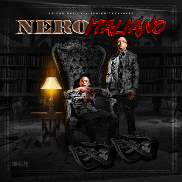 T.E.C. - Nero Italiano Cover Art