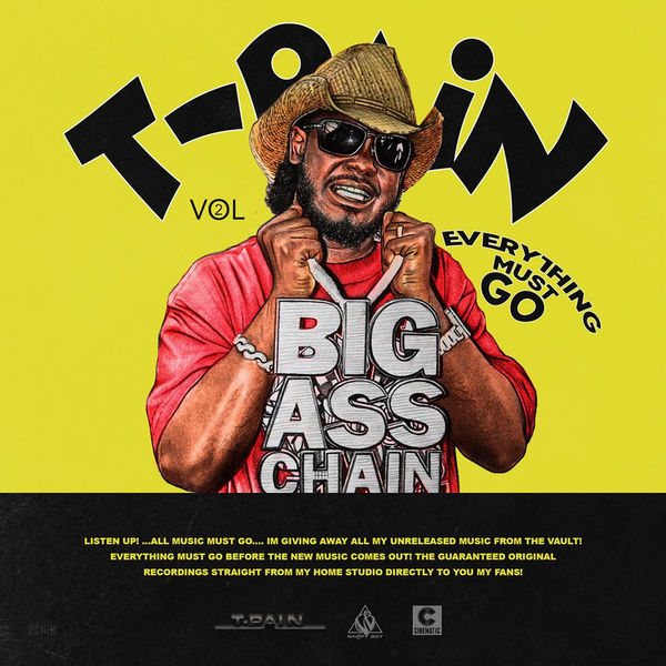 T-Pain - Everything Must Go Pt. 2 Cover Art