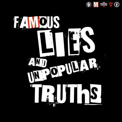 Nipsey Hussle - Famous Lies And Unpopular Truths Cover Art