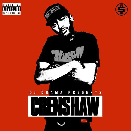 Nipsey Hussle - Crenshaw Cover Art