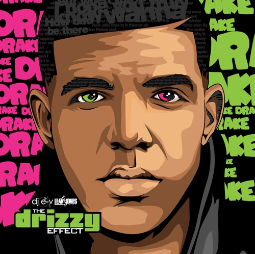 Drake - The Drizzy Effect Cover Art
