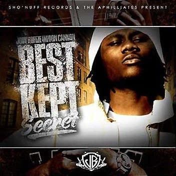 Jody Breeze - Best Kept Secret Cover Art