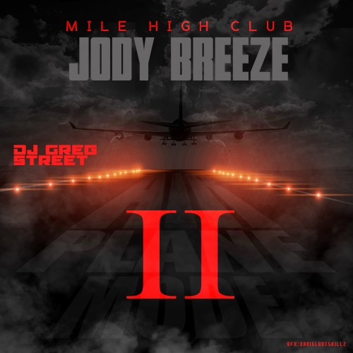 Jody Breeze - Airplane Mode II Cover Art