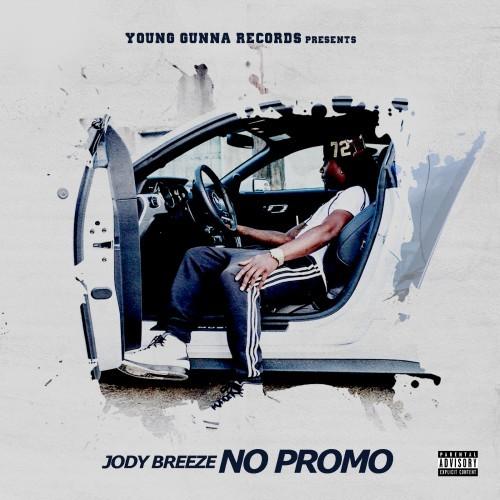 Jody Breeze - No Promo Cover Art