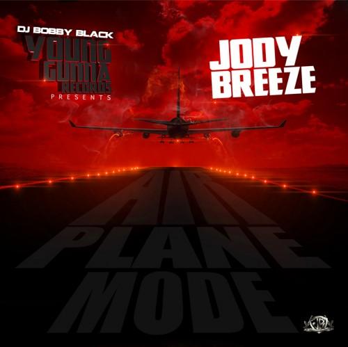Jody Breeze - Airplane Mode Cover Art
