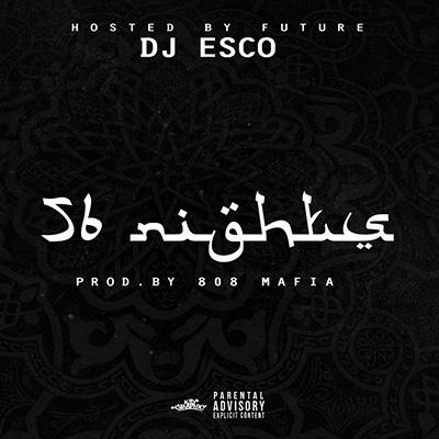 Future - 56 Nights Cover Art