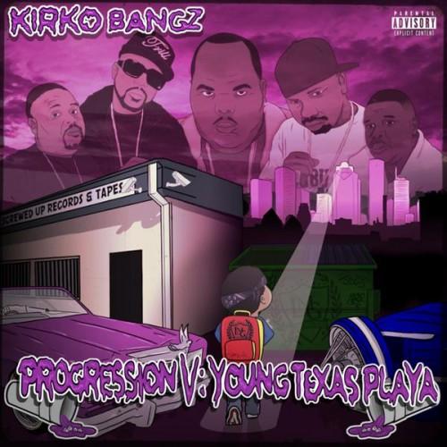 Kirko Bangz - Progression V Cover Art