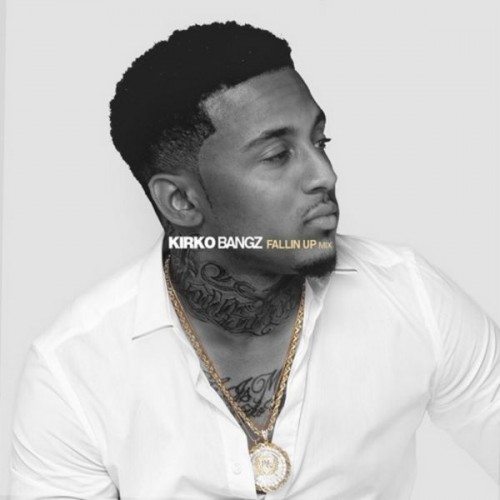 Kirko Bangz - Falling Up Cover Art