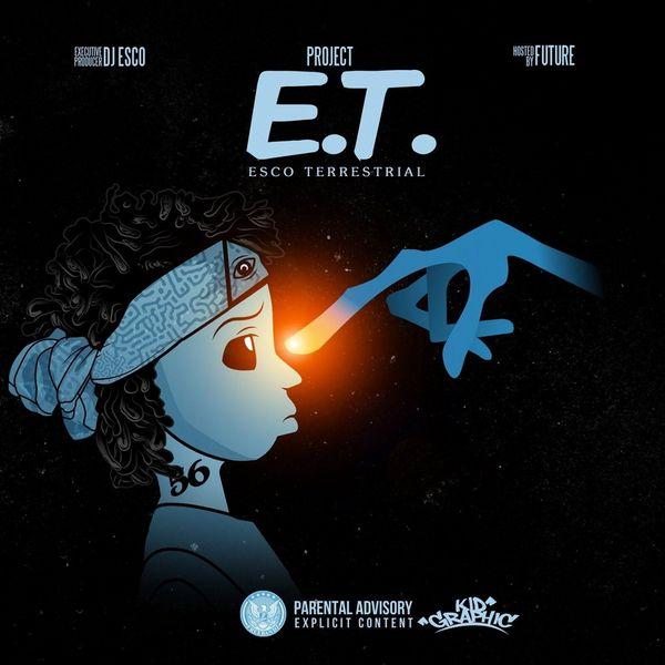 Future & DJ Esco - Project E.T. Cover Art