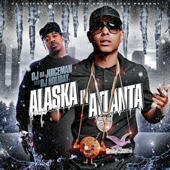 OJ Da Juiceman - Alaska In Atlanta Cover Art