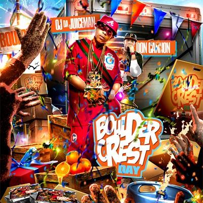 OJ Da Juiceman - Boulder Crest Day Cover Art