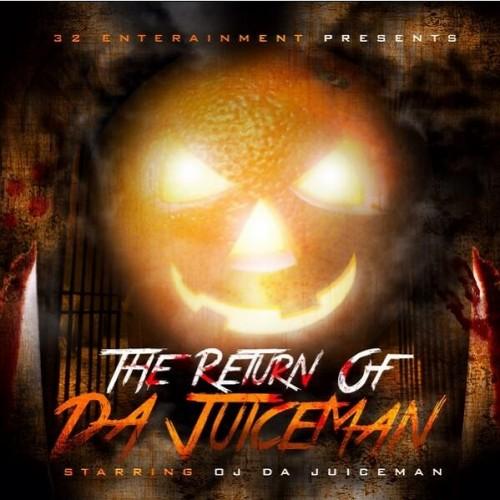 OJ Da Juiceman - Return Of Da Juiceman Cover Art