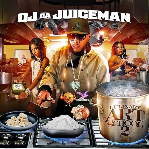 OJ Da Juiceman - Culinary Art School 2 Cover Art