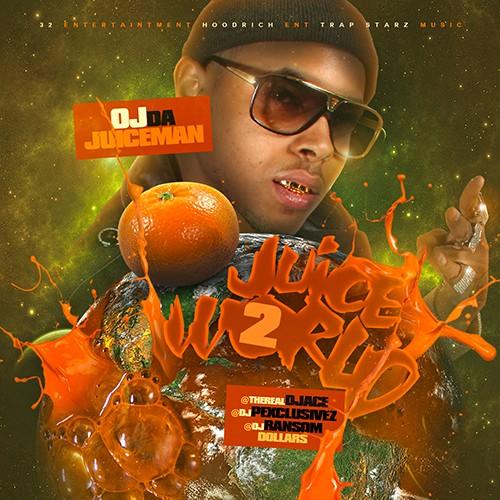 OJ Da Juiceman - Juice World 2 Cover Art