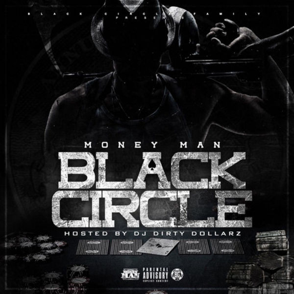 Money Man - Black Circle Cover Art