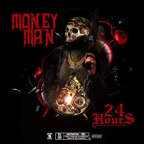 Money Man - 24 Hrs Cover Art