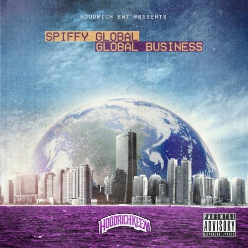 Spiffy Global - Global Business Cover Art