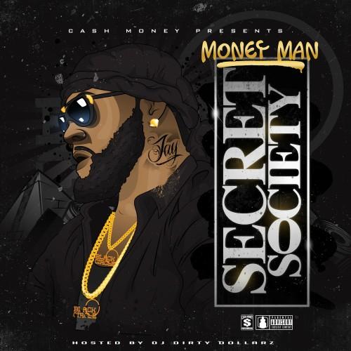 Money Man - Secret Society Cover Art