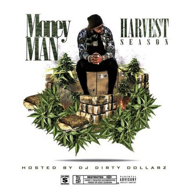 Money Man - Harvest Season Cover Art