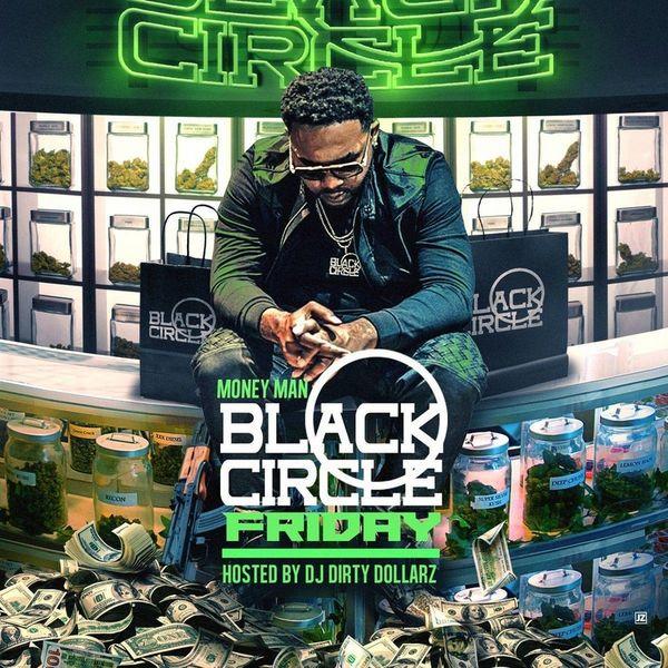 Money Man - Black Friday Cover Art