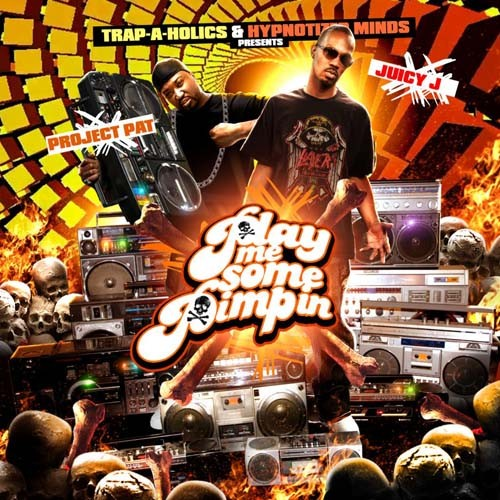 Project Pat & Juicy J - Play Me Some Pimpin Cover Art