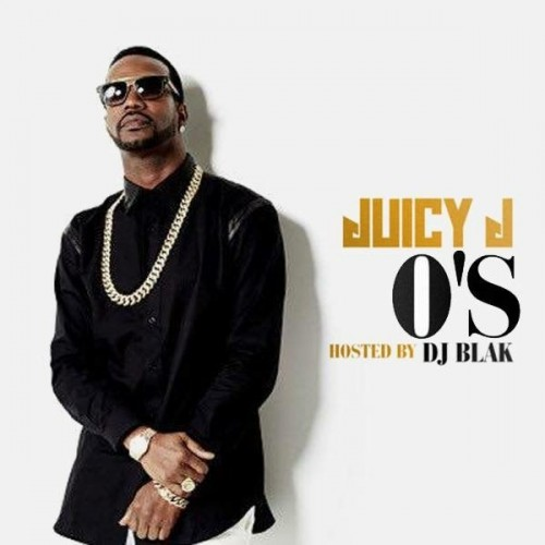 Juicy J - O's Cover Art
