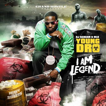 Young Dro - I Am Legend Cover Art